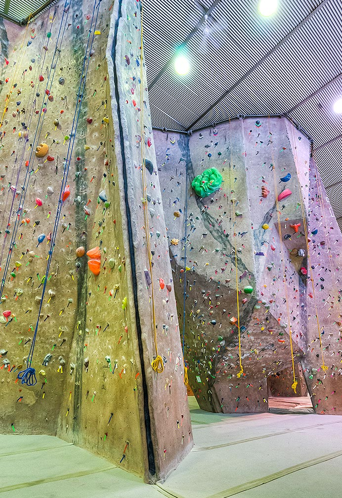 Wild Walls Climbing Gym